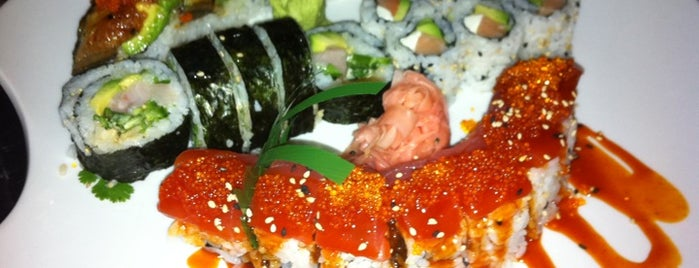 Sushi Pink is one of Kevin 님이 좋아한 장소.