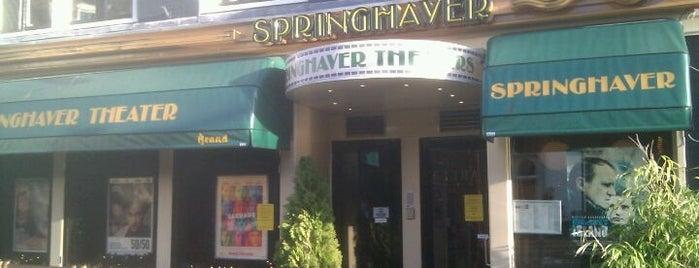 Springhaver Theater is one of Utrecht.