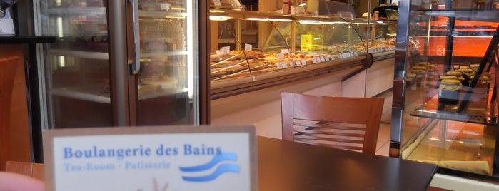 Boulangerie des Bains is one of Geneva.