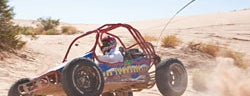 Sun Buggy Fun Rentals is one of 10 must-do thrill rides in Vegas.