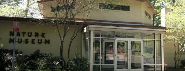 Charlotte Nature Museum is one of Musts...Charlotte, NC.