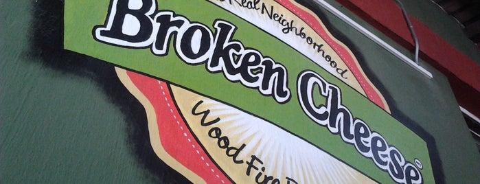 Broken Cheese is one of Lugares guardados de Betsy.