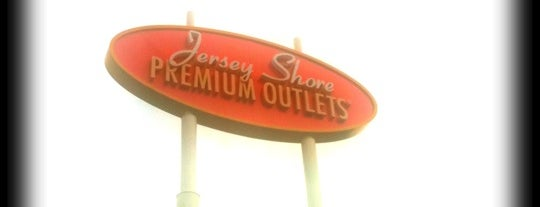 Jersey Shore Premium Outlets is one of New Jersey Shopping Malls.
