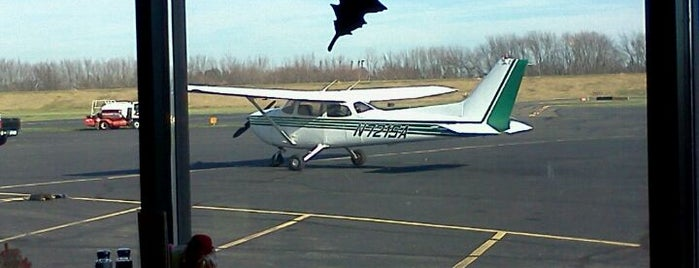 Hartford-Brainard Airport (HFD) is one of Big Country's Airport Adventures.
