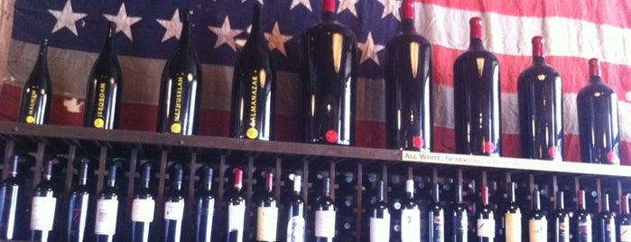 Bounty Hunter Wine Bar & Smokin' BBQ is one of Top 100 Bay Area Bars (According to the SF Chron).