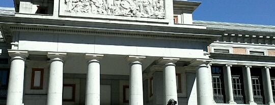 Museo Nacional del Prado is one of Take Me.