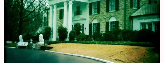 Graceland is one of Mind-blowing Memphis Music.