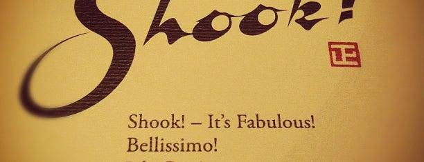 Shook! Shanghai is one of Shanghai.