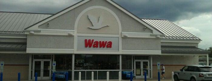 Wawa is one of Lieux qui ont plu à Whitni.