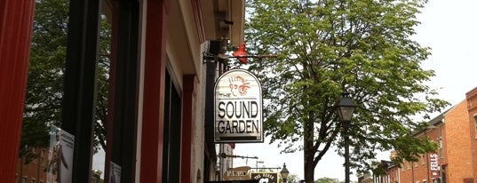 The Sound Garden is one of City Paper's :Goods & Services: Readers Poll '11.