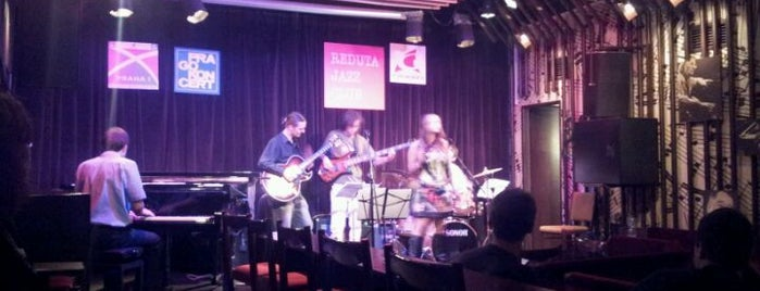 Reduta Jazz Club is one of Music Clubs in Prague.