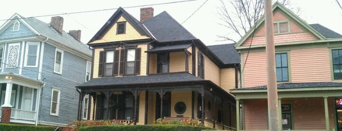 Martin Luther King Jr. Birth Home is one of Atlanta History.