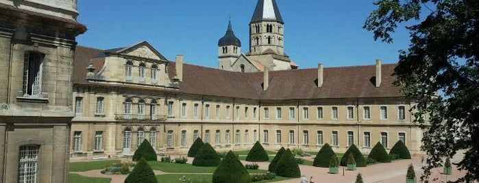 Abbaye de Cluny is one of Centre des monuments nationaux.