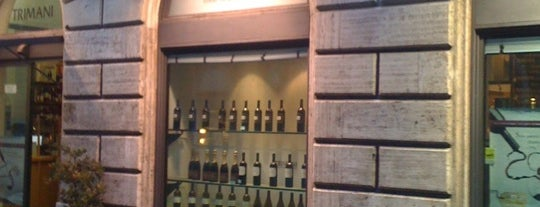 Trimani il Wine Bar is one of Roma - a must! = Peter's Fav's.