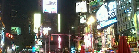 Times Square is one of Visit to NY.