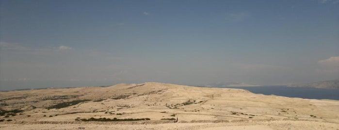 The Pag Triangle is one of Orte, die Kiritan gefallen.