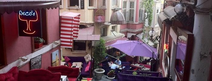Cezayir Sokağı is one of Istanbul Tourist Attractions by GB.