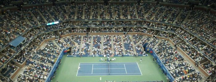 Practice Court 6 / Old Grandstand is one of Must-visit Stadiums in Flushing.