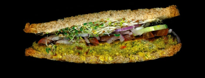 All Star Sandwich Bar is one of Nearby Neighborhoods: Inman Square.