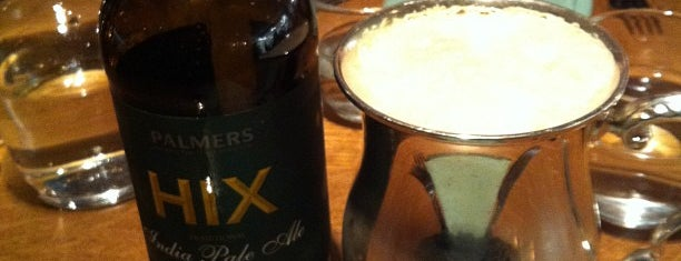 Hix Restaurant & Champagne Bar is one of London food and drink.