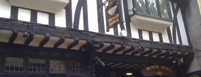The Punch Bowl is one of York.
