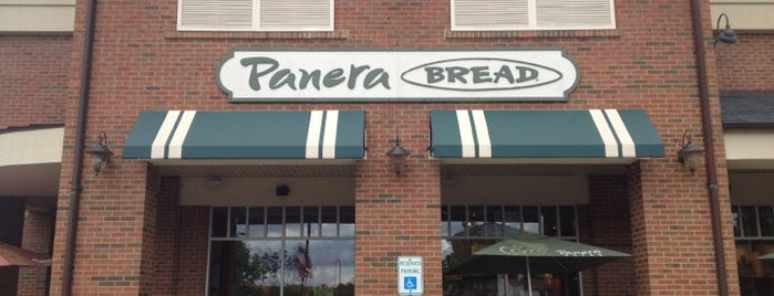 Panera Bread is one of Orte, die Tracie gefallen.
