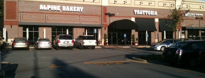 Alpine Bakery and Trattoria is one of Atlanta Eats.