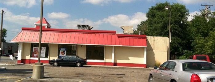 KFC is one of Must-visit Food in Detroit.
