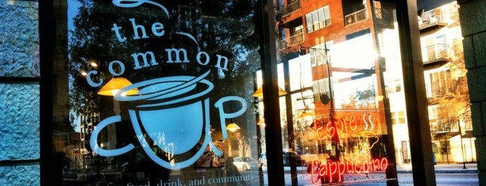 The Common Cup is one of Chicago!.