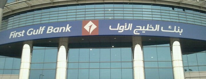 First Gulf Bank is one of Hamdan 님이 좋아한 장소.