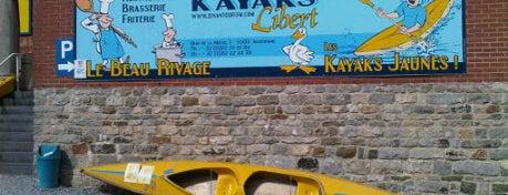 Kayak Jaune is one of Uitstap idee.