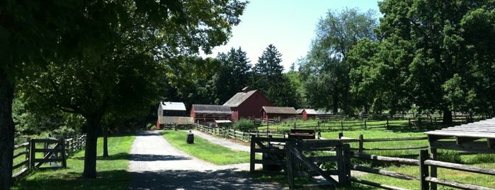 Fosterfields Living Historical Farm is one of Farms & Fruit Stands.