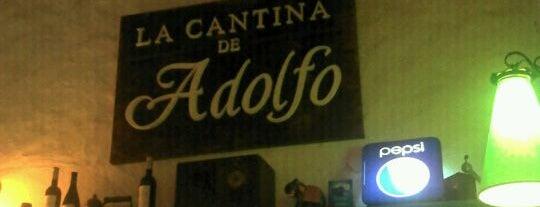 La Cantina de Adolfo is one of Restaurantes con Descuento reservando online.