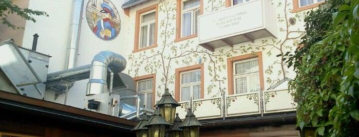 Zum Gemalten Haus is one of Frankfurt.