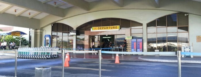 Clark International Airport (CRK) is one of Airports (around the world).