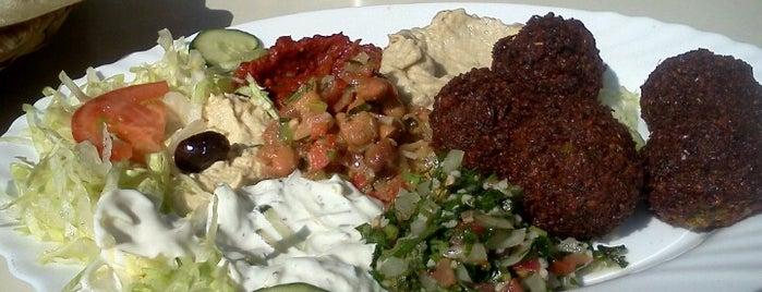 Lasan is one of Berlin's best food.