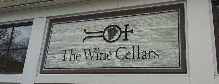 The Wine Cellars - Fine Wine, Gifts & Wine Café is one of Locais salvos de R.