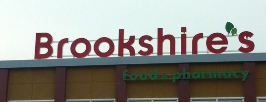 Brookshire's is one of U.S. Road Trip.