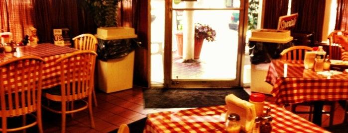 La Viletta's is one of My NY Pizza.