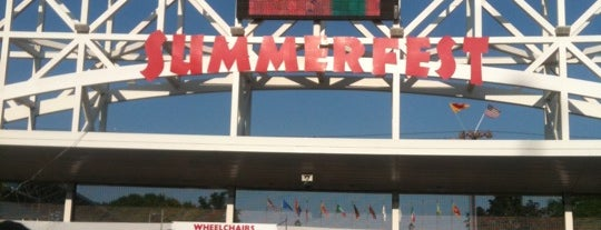 Summerfest 2011 is one of Bing's Ultimate Music Festival Guide.