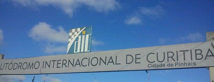 Autódromo Internacional de Curitiba is one of cwb to-do.