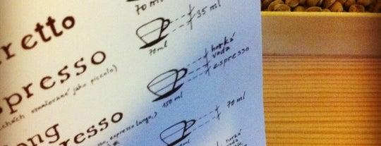 mamacoffee is one of Vinohrady - kde jíst a pít.