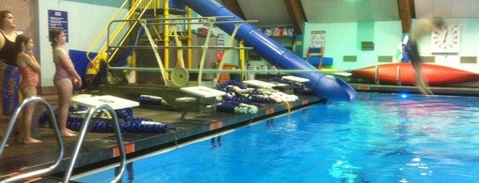 Ballard Community Pool is one of Posti che sono piaciuti a brad.