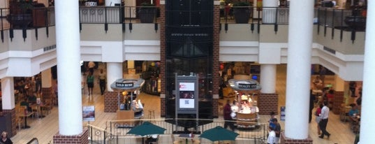 Ballston Common Mall is one of Around Town.
