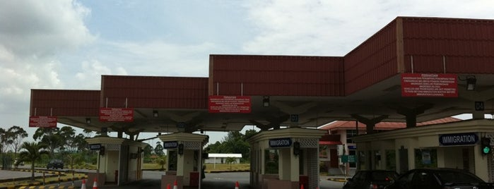 Sg. Tujuh Checkpoint (Brunei) is one of Sさんのお気に入りスポット.