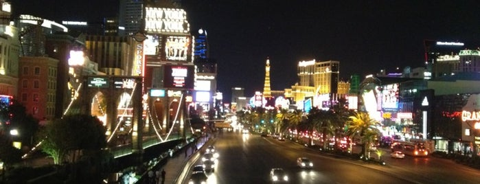Las Vegas is one of Locais curtidos por Cristina.