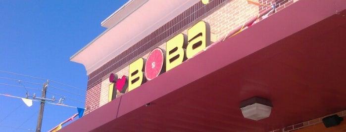 I Heart Boba is one of Tempat yang Disimpan Louise.