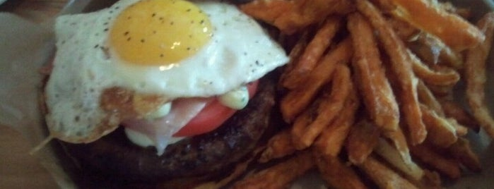 Burger Bar is one of Chicago Burgers.