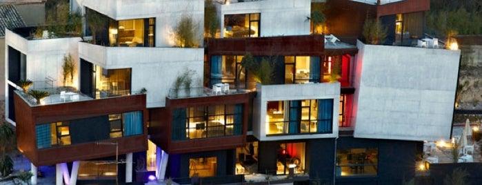 Hotel Viura is one of España etc..
