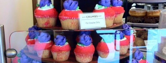Crumbs Bake Shop is one of NYC 2015.